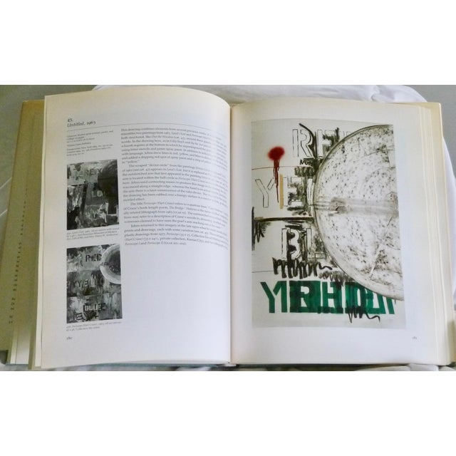 The Drawings of Jasper Johns Book For Sale - Image 4 of 8