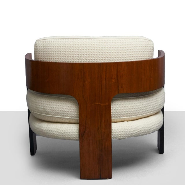 Milo Baughman for Thayer Coggin Milo Baughman – Low Club Chair For Sale - Image 4 of 9