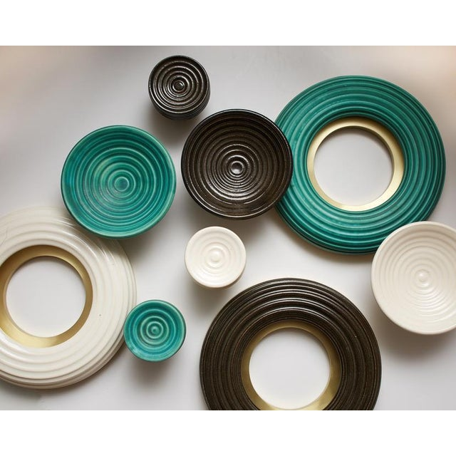 Contemporary Nest Studio Collection Glaze-01 Soft White Knob For Sale - Image 3 of 4