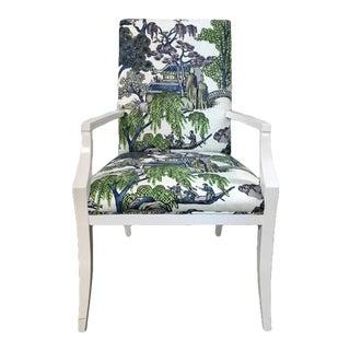 Highland House Crosby Arm Chair For Sale