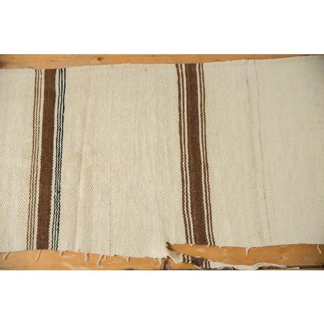 Vintage Fragment Turkish Kilim Rug Runner For Sale - Image 9 of 11