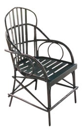 Image of Adirondack Outdoor Dining Chairs