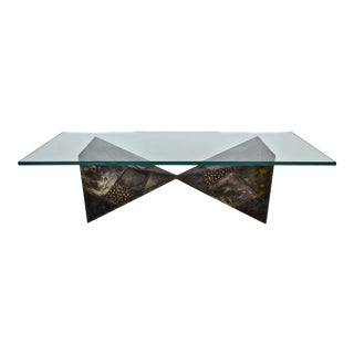 1967 Paul Evans for Directional Coffee Table