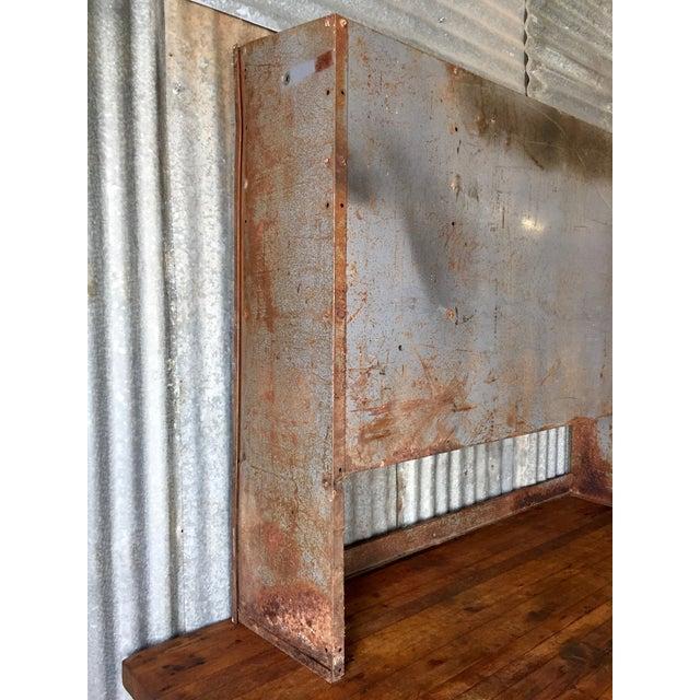 Vintage Industrial Cabinet - Image 7 of 9