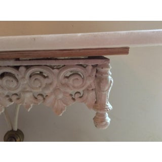 Antique French Pastry Table Preview