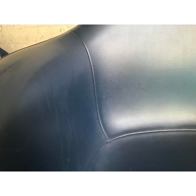 1970s Herman Miller Vinyl Shell Chair For Sale In San Francisco - Image 6 of 9