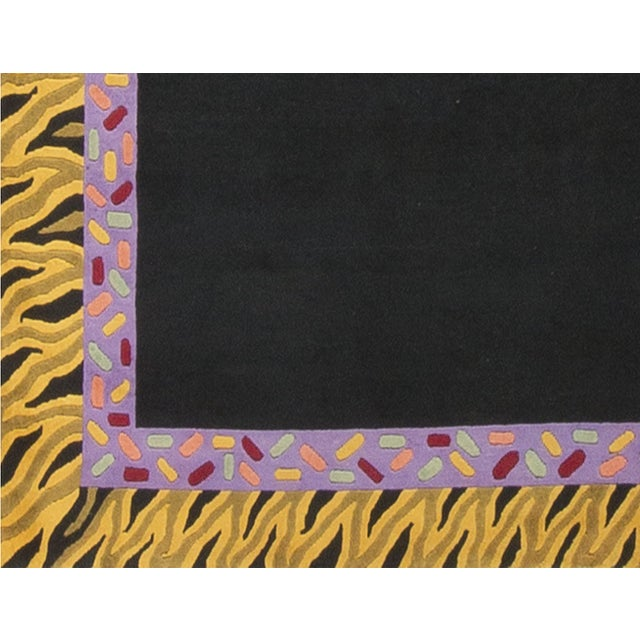 Modern Hand Knotted Wool Rug - 8' × 10' - Image 5 of 5