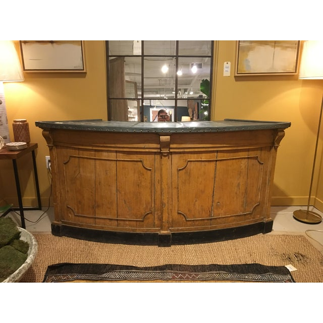 French Paneling Bar For Sale - Image 10 of 10