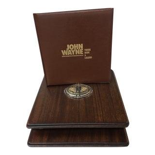 Connoisseur Editor Book by John Wayne Western