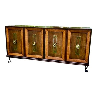 Mid Century Renzo Rutili for Johnson Furniture Modular Cabinet Grouping 1950's For Sale