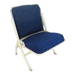1930s Vintage Heywood Wakefield Theater Chair For Sale
