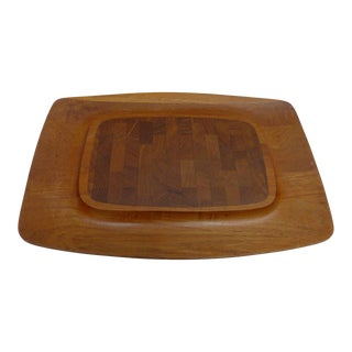 Dansk Mid-Century Danish Modern Tray by Jens Quistgaard For Sale