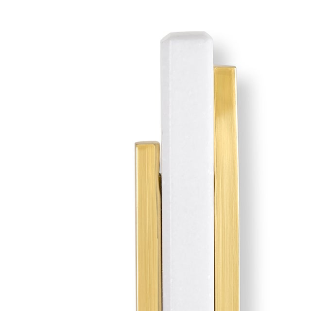 Contemporary Skyline Cm3019 Door Pull From Covet Paris For Sale - Image 3 of 6