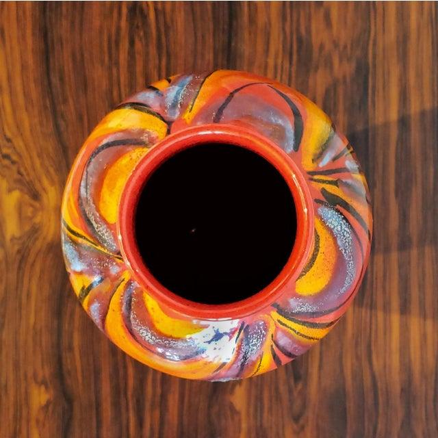 Vintage Vase by Alvino Bagni For Sale In Austin - Image 6 of 9