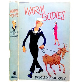 Warm Bodies by Donald R. Morris For Sale