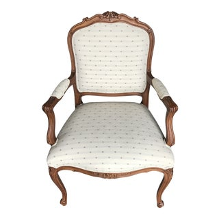 Ethan Allen French Provincial Rachelle Chair For Sale