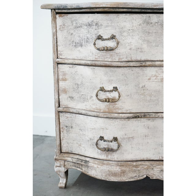 Antique French Painted Chest For Sale In Nashville - Image 6 of 8