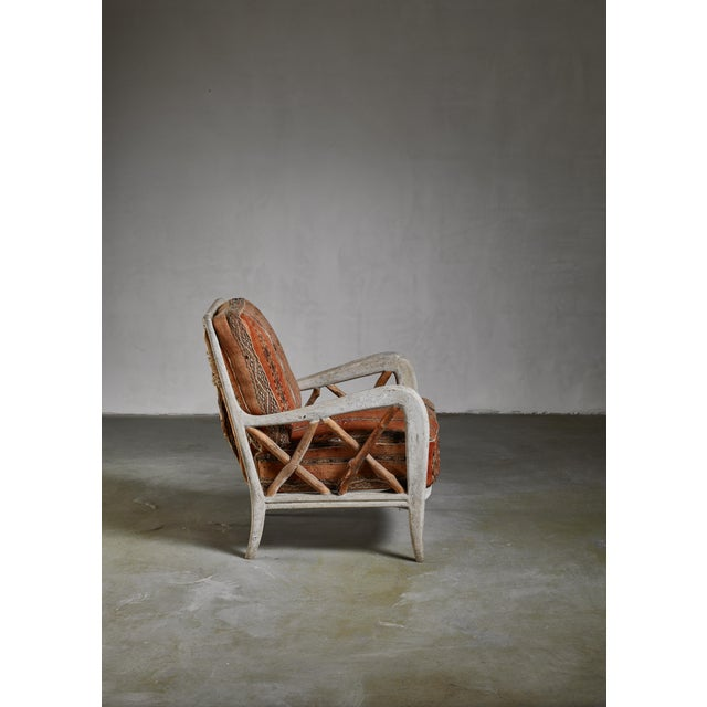 Guglielmo Ulrich Guglielmo Ulrich Chair, Italy, 1940s For Sale - Image 4 of 7