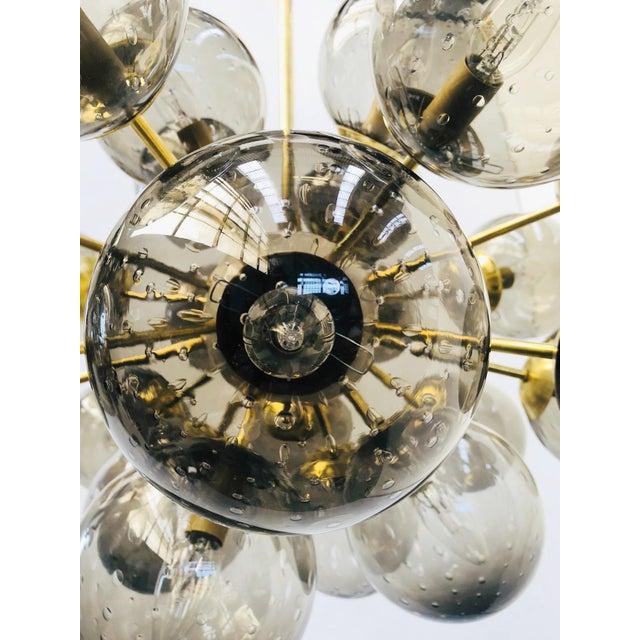 Ovale Sputnik Chandelier by Fabio Ltd For Sale In Palm Springs - Image 6 of 12