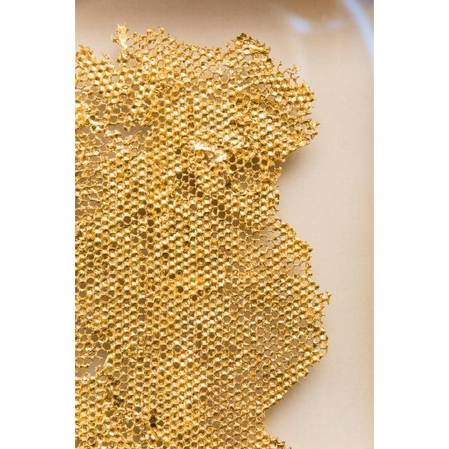 Gold Sophie Coryndon, Fragment, Uk, 2018 For Sale - Image 8 of 10