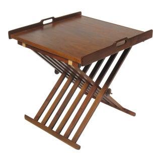 Mid Century Modern Stewart MacDougall for Drexel Tray Table