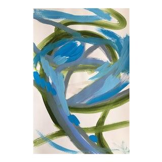 Jessalin Beutler No. 49 Original Painting on Paper