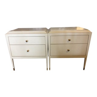 Hickory Chair Alexa Hampton Andrew Side Tables - a Pair
