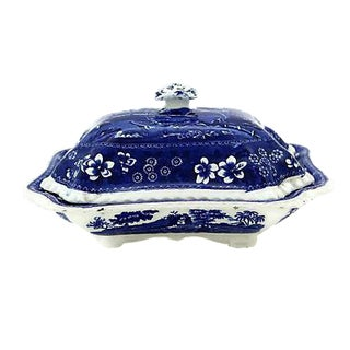 Antique Copeland Spode's Tower Tureen For Sale