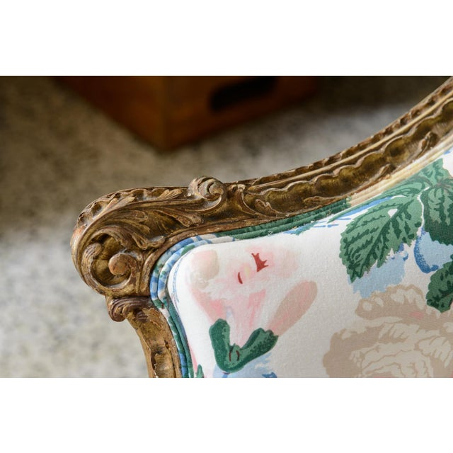 French Settee For Sale - Image 9 of 11