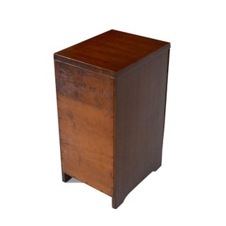 Sligh Lowry Narrow Mahogany Chest of Drawers Nightstands Preview