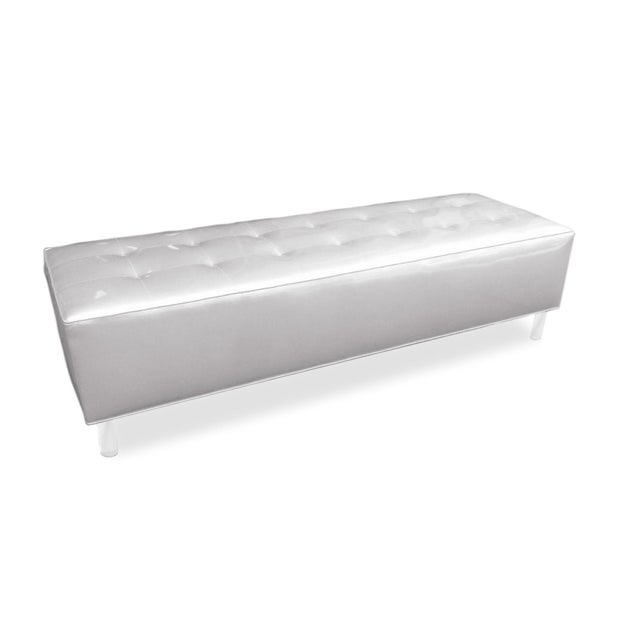 Mid-Century Modern Cosmo Day Bed / Bench Dwm   Maloos For Sale - Image 3 of 4
