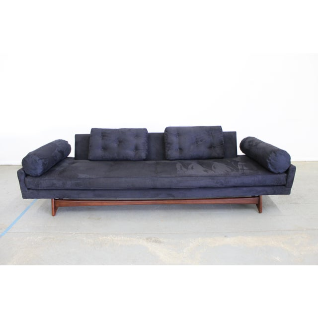 Mid-Century Modern Adrian Pearsall Craft Associates Sculptural Sofa 2408 For Sale - Image 13 of 13