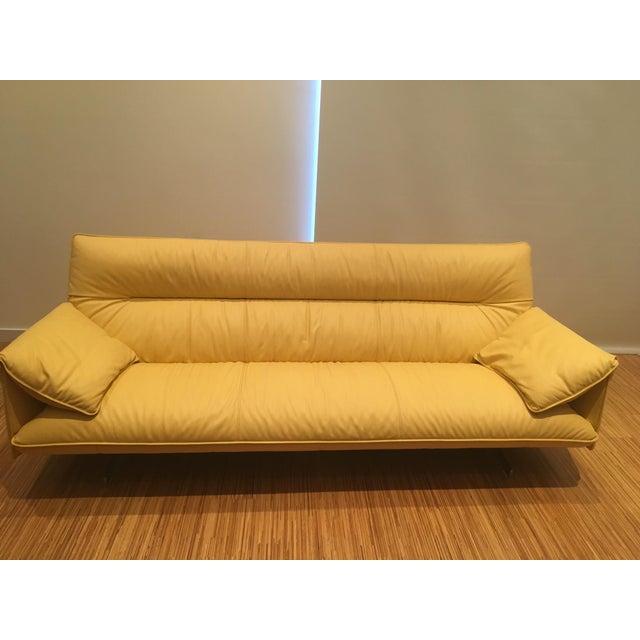 Poltrona Frau High End Italian Sofa - Image 10 of 10