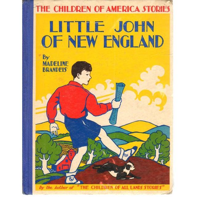 """Little John of New England"" by Madeline Brandeis - Image 4 of 4"