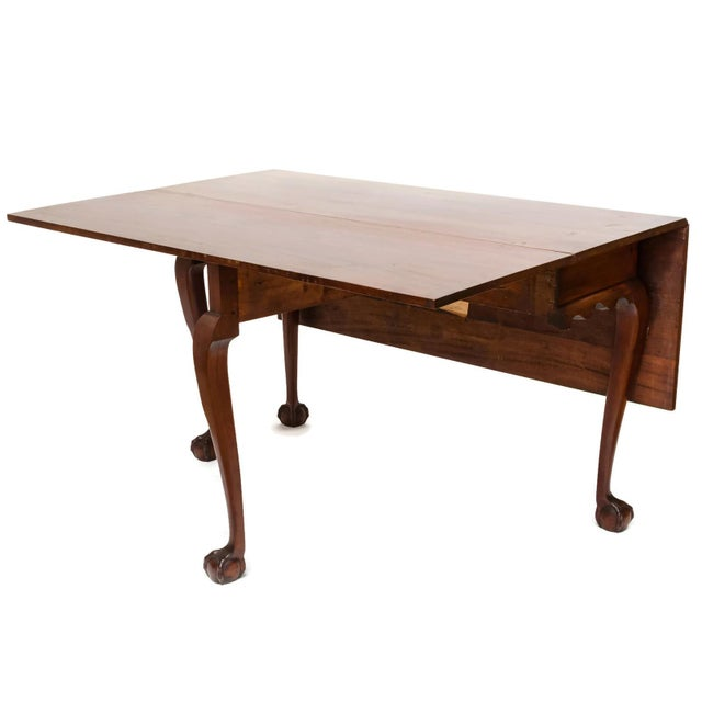 18th Century American Dropleaf Table With Written Provenance - Image 3 of 11