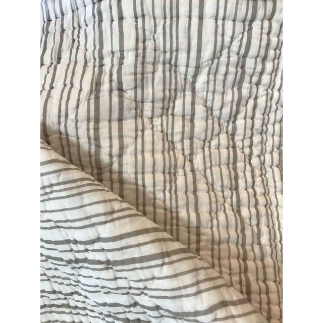 John Robshaw Kanchi Twin Quilt - Image 6 of 6