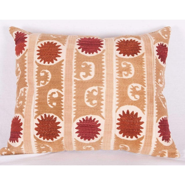 Vintage Tribal Band Turkish Accent Pillow Cover For Sale In New York - Image 6 of 6