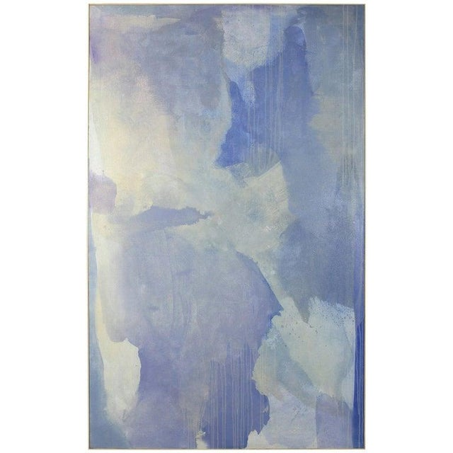 Large Contemporary Abstract Painting For Sale In Richmond - Image 6 of 6