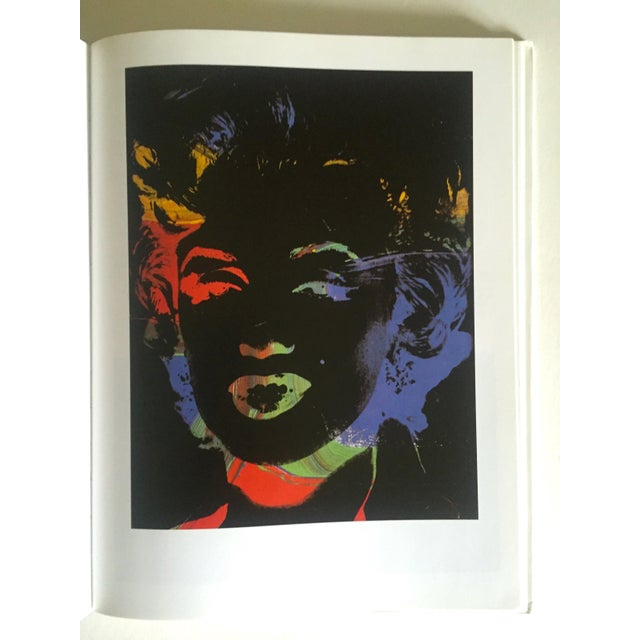 """""""Andy Warhol Commerce Into Art"""" Vintage 1990 1st Edition Hardcover Art Book For Sale - Image 9 of 11"""
