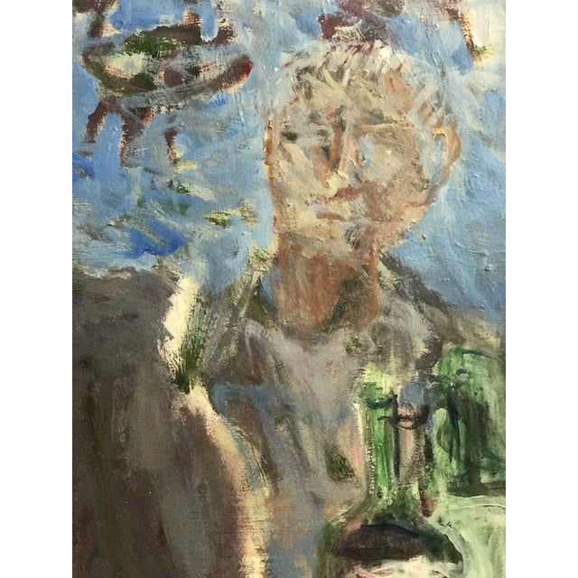 Impressionism Homme Oui Bar Painting For Sale - Image 3 of 5