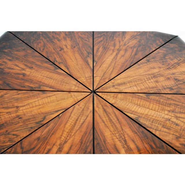 1960s Hungarian Octagonal Coffee Table For Sale - Image 5 of 13