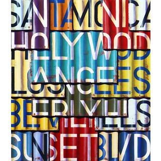 """Santa Monica"" Original Artwork by Ross Tamlin For Sale"