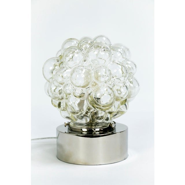 Glass Bubbles Table Lamp For Sale - Image 14 of 14