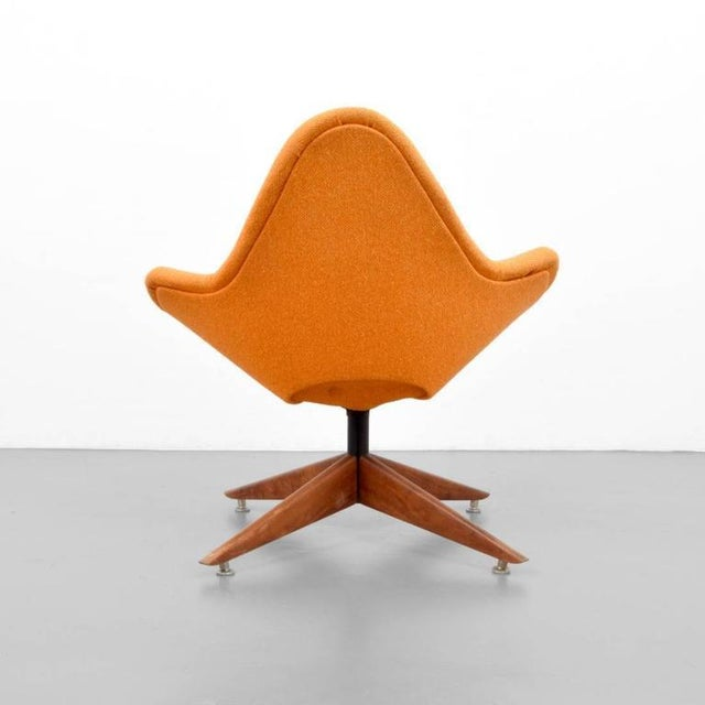 Adrian Pearsall Lounge Chair by Adrian Pearsall, 1960s Usa For Sale - Image 4 of 4