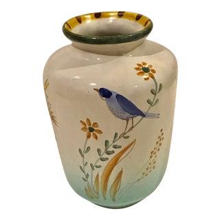 Vintage Eric Berg Vase