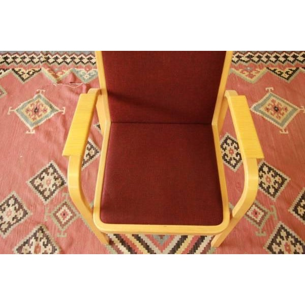 Danish Modern Armchairs by ICF Finland - Set of 8 - Image 6 of 9