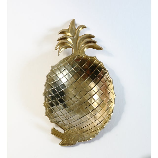 Brass Pineapple Catchall - Image 2 of 5