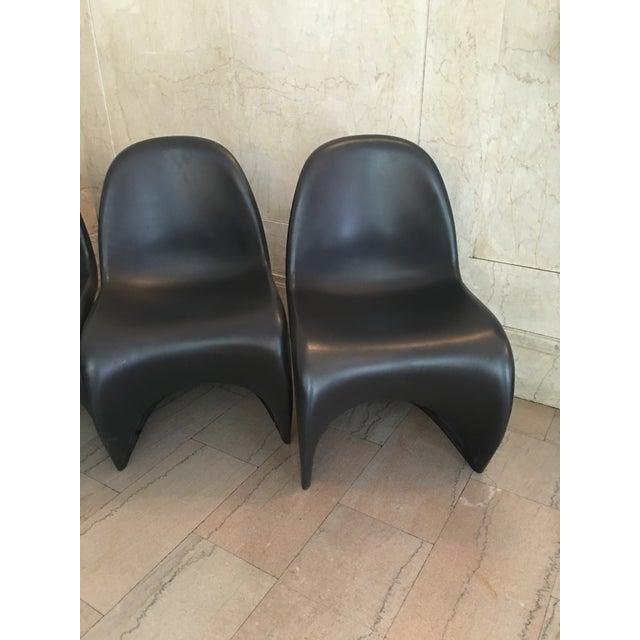 Verner Panton S Chairs - Set of 5 - Image 10 of 10