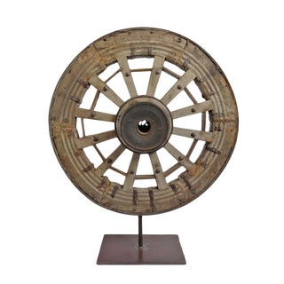 Antique Wagon Wheel For Sale