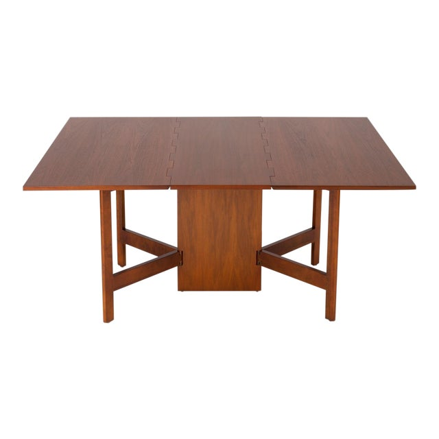 Model 4656 Gateleg Table by George Nelson for Herman Miller For Sale